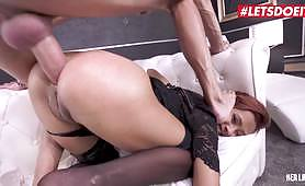 Compilation with hardcore scenes, threesomes, lesbians, blowjob, double penetrations, anal, fast fingering, and so on with interracial whores. Best 2021 porn!